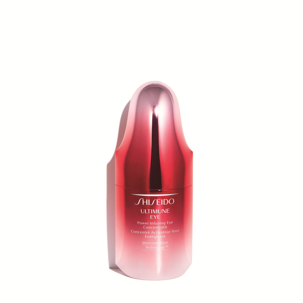 SHISEIDO ULTIMUNE EYE POWER INFUSING CONCENTRATE 15ml