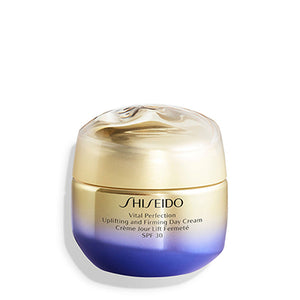 SHISEIDO VITAL PERFECTION UPLIFTING AND FIRMING CREAM SPF30 50ml