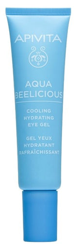 APIVITA AQUA BEELISCIOUS COOLING HYDRATING EYE GEL 15ml