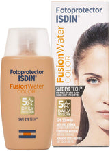 Load image into Gallery viewer, ISDIN FOTOPROTECTOR FUSION WATER 50+