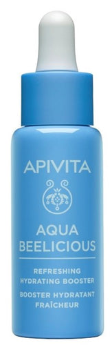 APIVITA AQUA BEELISCIOUS REFRESHING HYDRATING BOOSTER 30ml