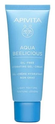 APIVITA AQUA BEELISCIOUS OIL-FREE HYDRATING GEL CREAM 40ml