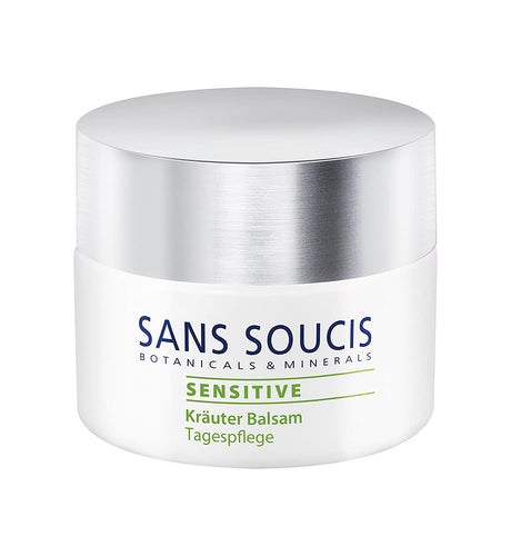 SANS SOUCIS HERBAL SENSITIVE HERBAL DAY BALM 50ml