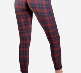 Load image into Gallery viewer, Tartan Legging