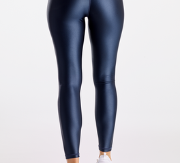 Load image into Gallery viewer, High Shine Signature Tight -Navy