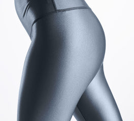 Load image into Gallery viewer, High Shine Signature Tights - Nightfall