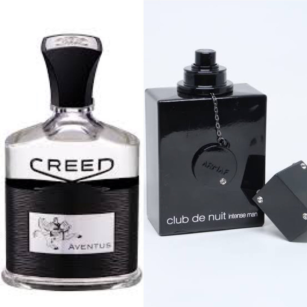 Creed Aventus VS Club De Nuit Intense By Armaf