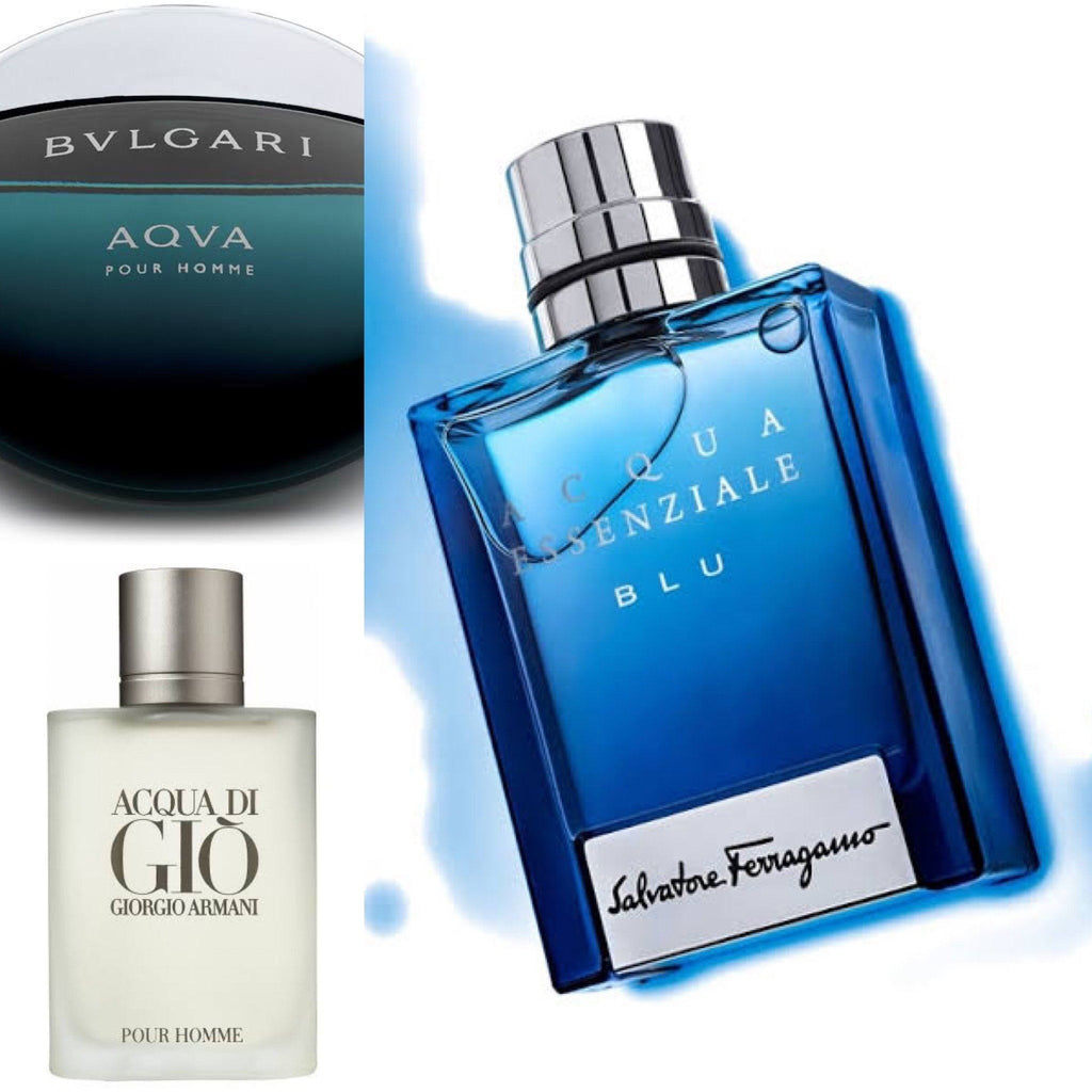 Exclusive Acqua Collection For Men