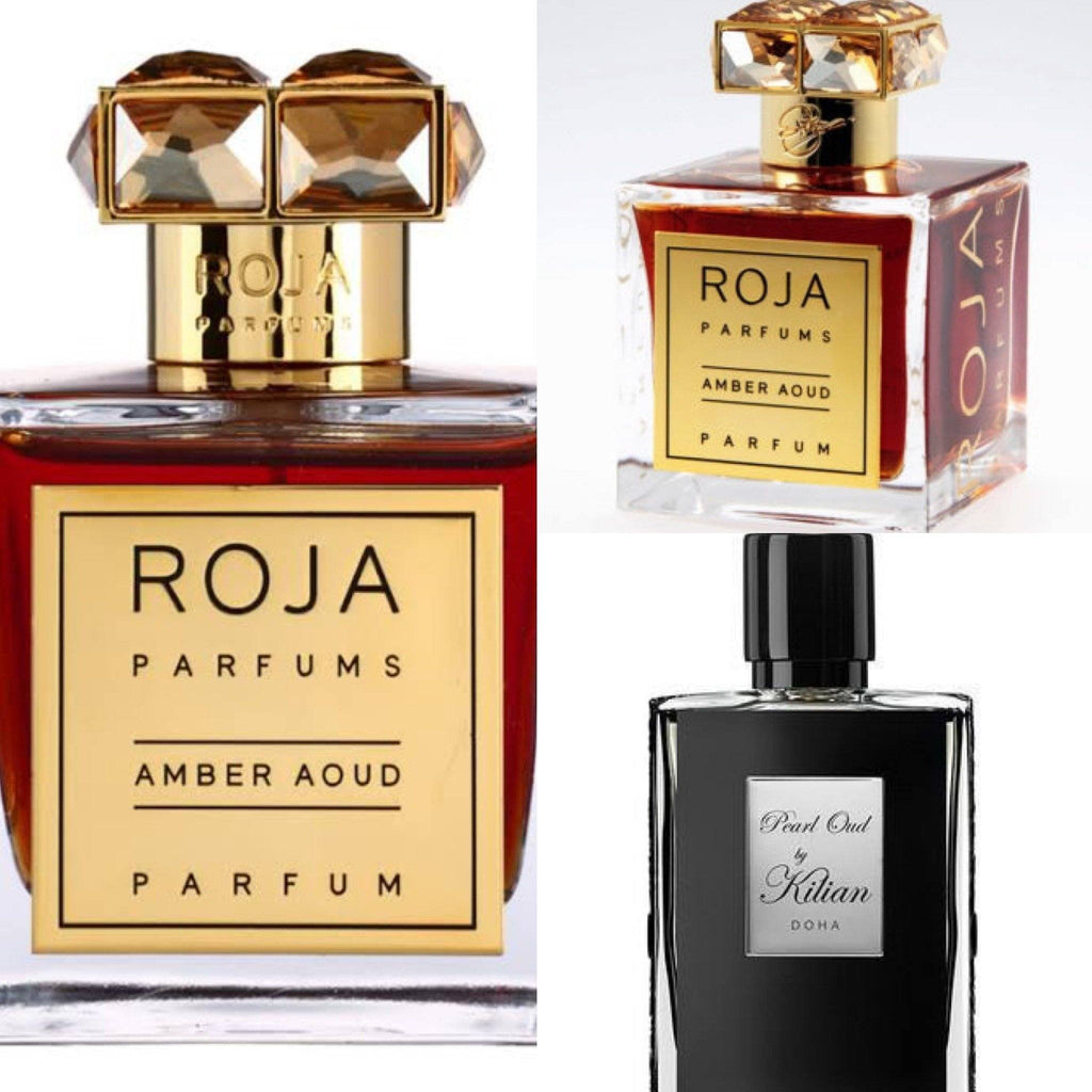Expensive Aoud Collection Set