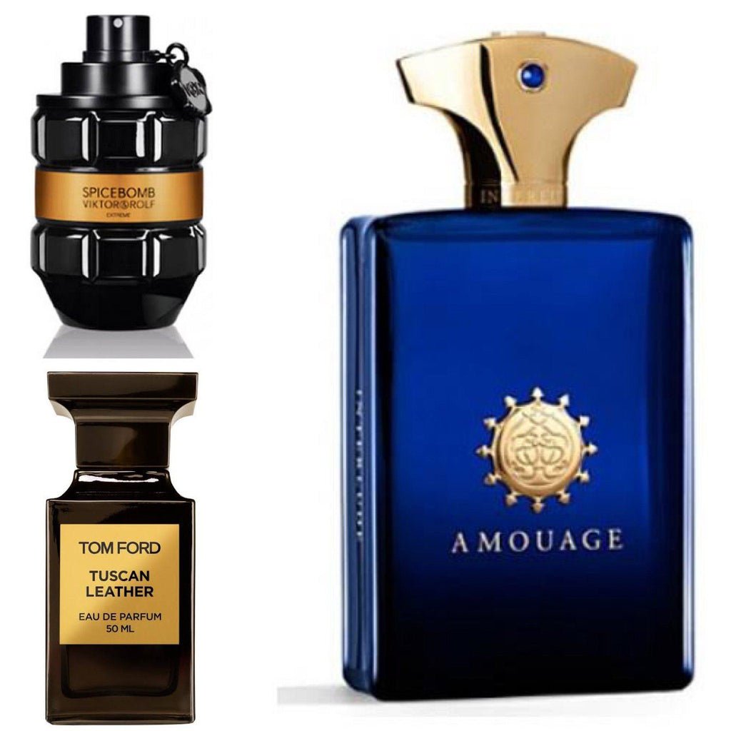 Exclusive Masculine Scents For Men