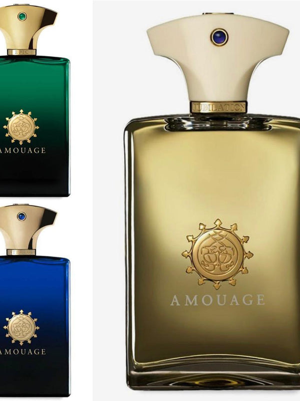 Best Of Amouage [Made In Oman] Exclusive Set