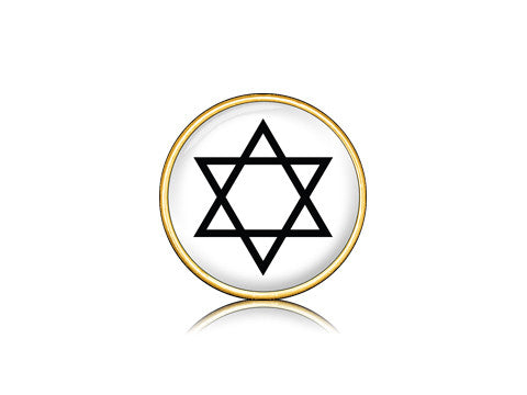 Star of David / 18k Gold
