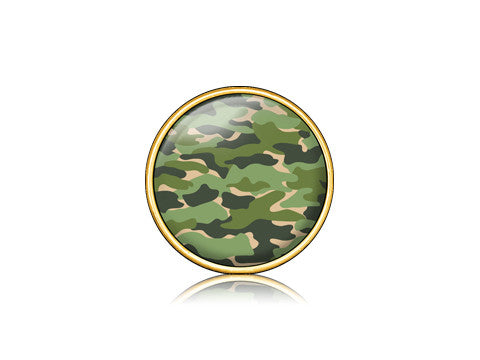 Camouflage / 18k Gold