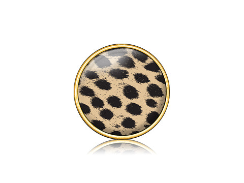 Cheetah / 18k Gold