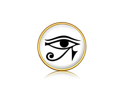 Eye of Horus / 18k Gold