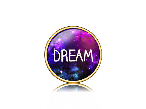 Dream / Galaxy 18k Gold