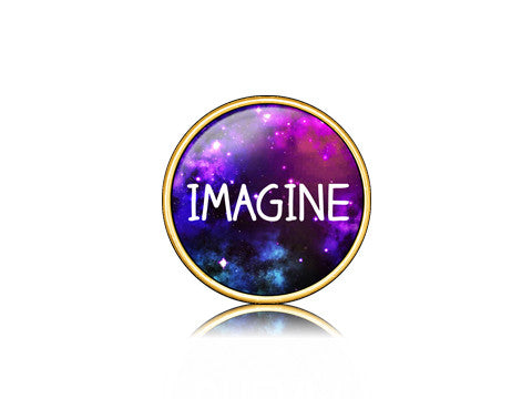Imagine / Galaxy 18k Gold