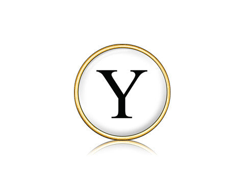 "Classic ""Y"" / 18k Gold"