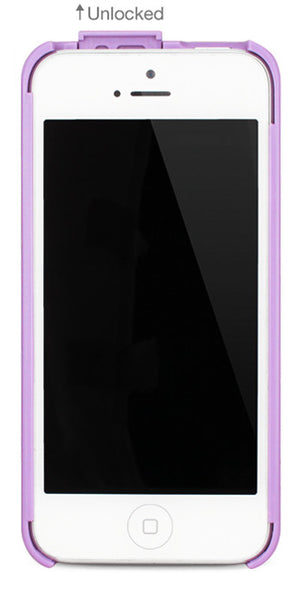 The Classic - Purple - iPhone 5/5S
