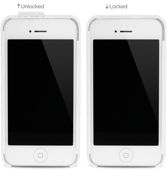 The Classic - White - iPhone 4/4S
