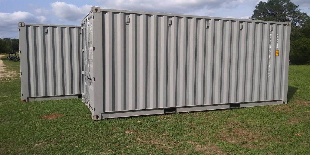20 Foot Rental Containers
