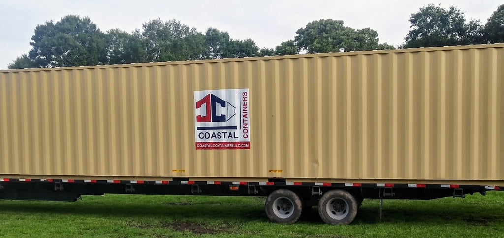 40 Foot Rental Containers