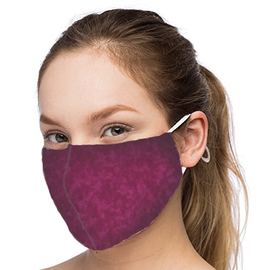 Berry Design - Non-Pleated Mask
