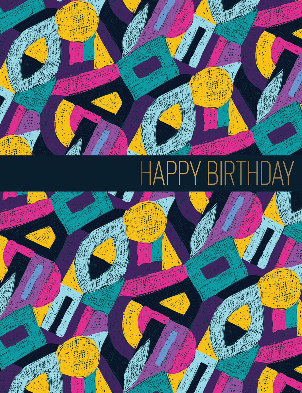 Birthday Card - Celebrate With Adult Beverages