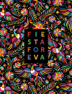 Birthday Card - Fiesta Foreva