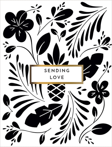 Sympathy Card - Sending Love - Gia Graham