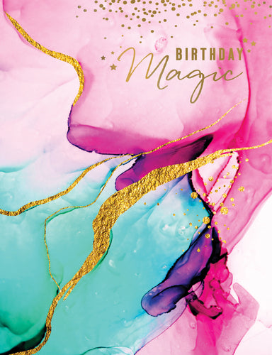 Birthday Magic Birthday Card 0004.05085