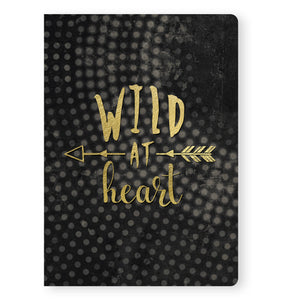 Notebook - Wild At Heart