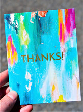 Load image into Gallery viewer, Thank You Card - You Rock - Ettavee