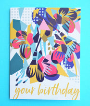 Load image into Gallery viewer, Birthday Card - Hope It Rocks