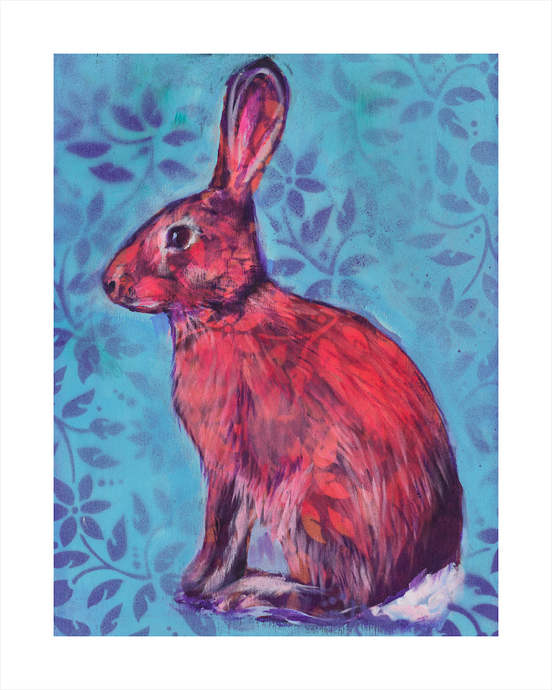 COTTONTAIL SEATED