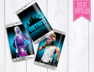 FORTNITE HERSHEY MINIATURES DIGITAL