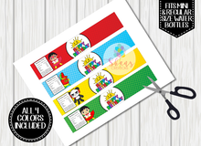 Load image into Gallery viewer, Ryan's World Diy Printables- Bundle set