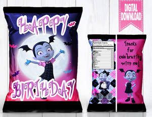 Vampirina Chip bag-DIGITAL