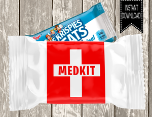FORTNITE MEDKIT. DIGITAL FILE. INSTANT DOWNLOAD!