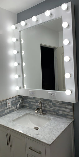 Large Dream Vanity Vertical