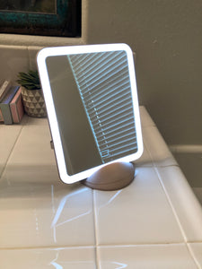 ON-THE-GO LED mirror