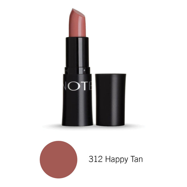 Mattemoist Lipstick-NOTE-312 Happy Tan Mat-Note Beauty