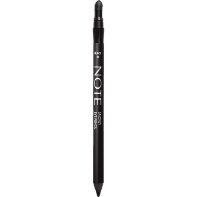 Smokey Eye Pencil NOTE Black Note Trending Eye Makeup Waterproof Eye Pencil