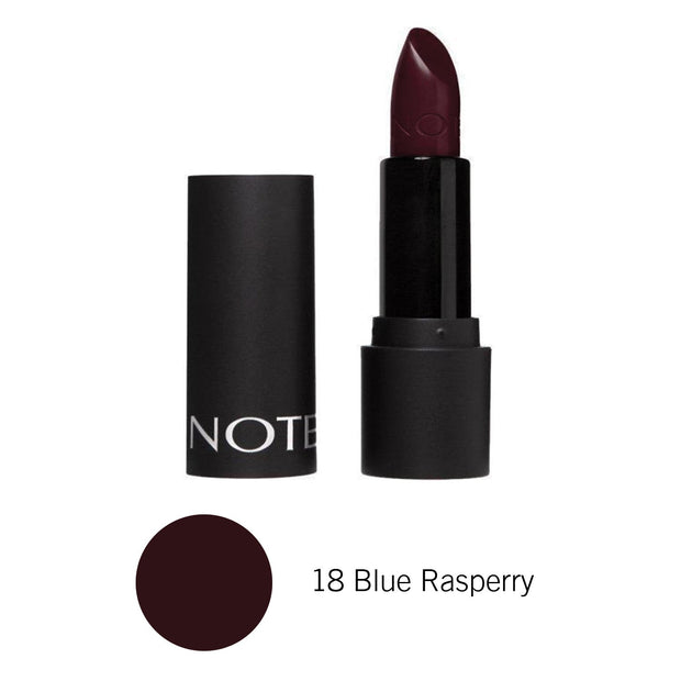 Long Wearing Lipstick-NOTE-18 Blue Rasperry Lon-Note Beauty