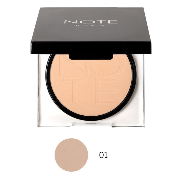 Mineral Powder-NOTE-01 Mineral Powder-Note Beauty