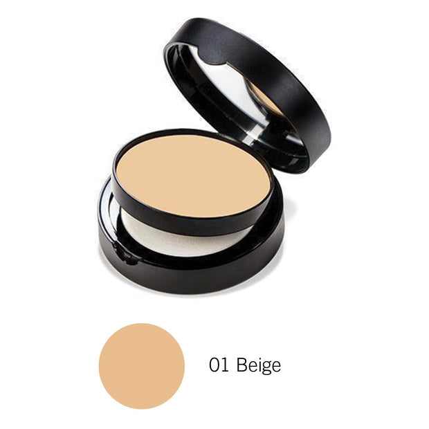 Luminous Silk Cream Powder-NOTE-01 Beige Cre-Note Beauty