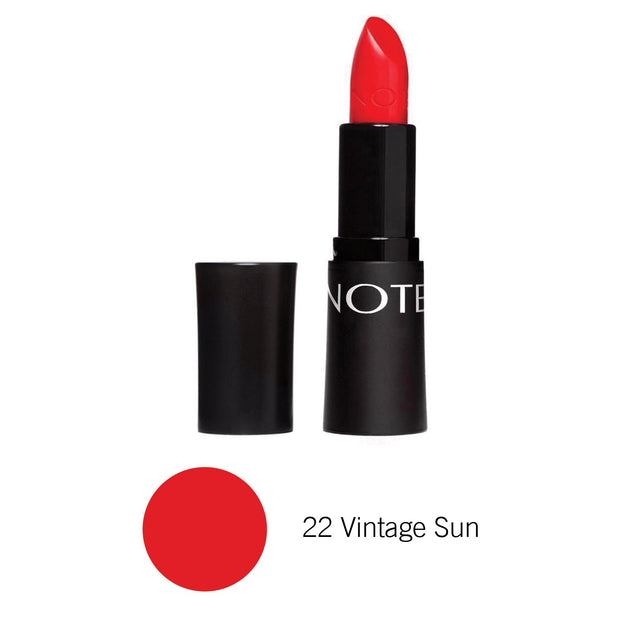 Rich Color Lipstick-NOTE-22 Vintage Sun Ric-Note Beauty