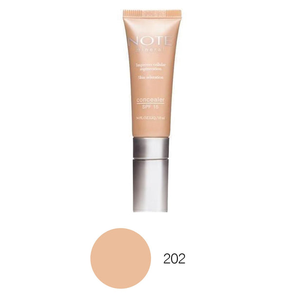 Mineral Concealer Makeup Note Cosmetics Canada-202 Mineral Concealer-Note Beauty