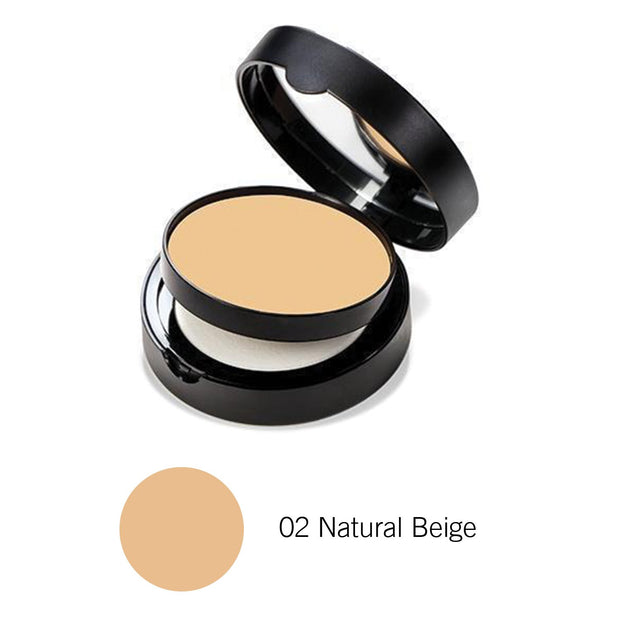 Luminous Silk Cream Powder-NOTE-02 Natural Beige Cre-Note Beauty