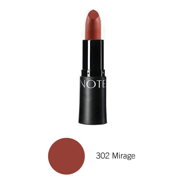 Mattemoist Lipstick-NOTE-302 Mirage-Note Beauty